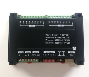 China 72MHZ CPU RS485 SCADA Modbus RTU IO Module Ethernet Remote Terminal Unit distributor